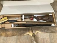 Beretta 689 Gold Sable Double Rifle 30-06 unfired