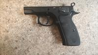 Cz 75 SAO lower with Csjun Gun Works Ring Hamner and sear