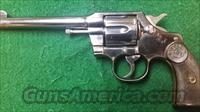 Colt Army Special 38