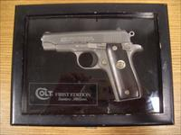 COLT GOVERNMENT MODEL FIRST EDITION IN .380 ACP