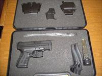 SPRINGFIELD ARMORY XD-9 MOD 2 GRIPZONE IN 9MM