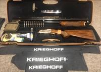 Krieghoff k80 Pro Sporter Suhl Scroll 12ga wIth EXTRAS