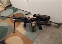 FN M249S Belt Fed Rifle - Complete Package!(