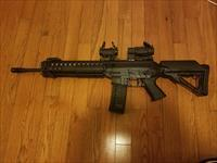 SIG Sauer 556 with Aimpoint Micro T-1 and 3x Magification