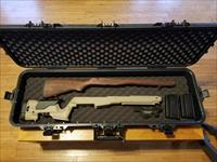 M1A stocks, mags, and optic rail