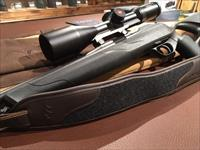 Bolt action rifle Blaser R8 Prof. Success, cal. .308Win, with Leica Fortis 6 2.5-15x56 on saddle mount