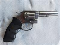 Smith & Wesson model 65-2 SS 357 mag