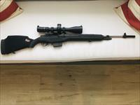 Springfield M1A National Match 308 Rifle with 22