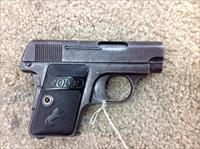 Colt Automatic in 25 ACP