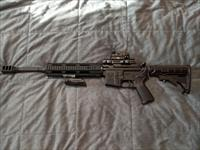 AR-15 Close Quarter Battle Rifle