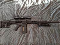 AR-10 .308 NATO Long Range Tactical Sniper Rifle