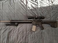 AR-15 Custom Built Long Range Sniper Style Rifle