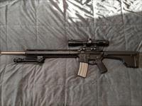 AR-15 Custom Built Long Range Sniper Style Rifle