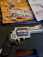 S&W 500 MAGNUM LIMITED GRIZZLY EDITION