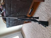 Remington 700 Varmint Stainless 308 Win. with Nikon Monarch Scope