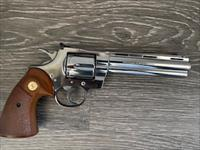 Colt Python Bright Stainless BSTS 6