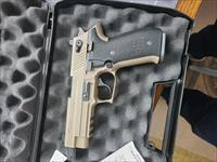Sig Mosquito FDE with Threaded Barrel