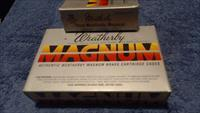 Weatherby 7mm Weatherby Magnum Unprimed Brass Cases... Qty 20)