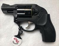 Ruger LCR Revolver .357 Mag/38 Special with Crimson Trace Laser