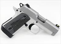 KIMBER MICRO 9mm Stainless with Fiber Front Site