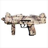 Camouflage EKOL ASI - UZI Fully Automatic Front Firing Blank Machine Gun