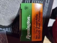 Remington 7 1/2 small rifle primers