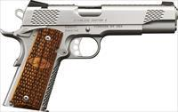 Stunning! Kimber 1911 Stainless Raptor II 9mm Nights 5in 3200366