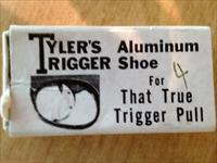 Tyler Trigger Shoe #4 Polished Aluminum