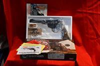 CROSMAN MOD. 38T/.177 CO2 PELLET REVOLVER NEW MINT
