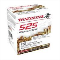 Winchester .22 Cal 525 pack