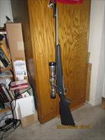 Remington Model 7 Stainless 308 Win. w/Bushnell Elite 3200 scope, rings and bases