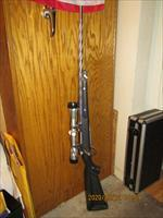 Ruger 77 Stainless 6.5 Grendel with Custom Hart Barrel
