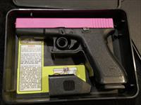 Glock 22 LE 40 cal with Pink Slide