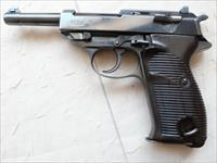 Walther P-38 AC-41 2nd Variation *All Matching (-) Mag