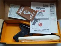 Ruger Mark II Government Target, Blue, NIB