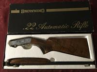 Browning Take-Down 22 Auto Grade III