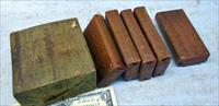 Five 20 Round M1 Carbine Magazines (WW2 Era)