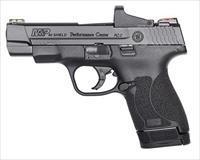 M&P 40 Performance Center Shield M2.0 Icluding Optic