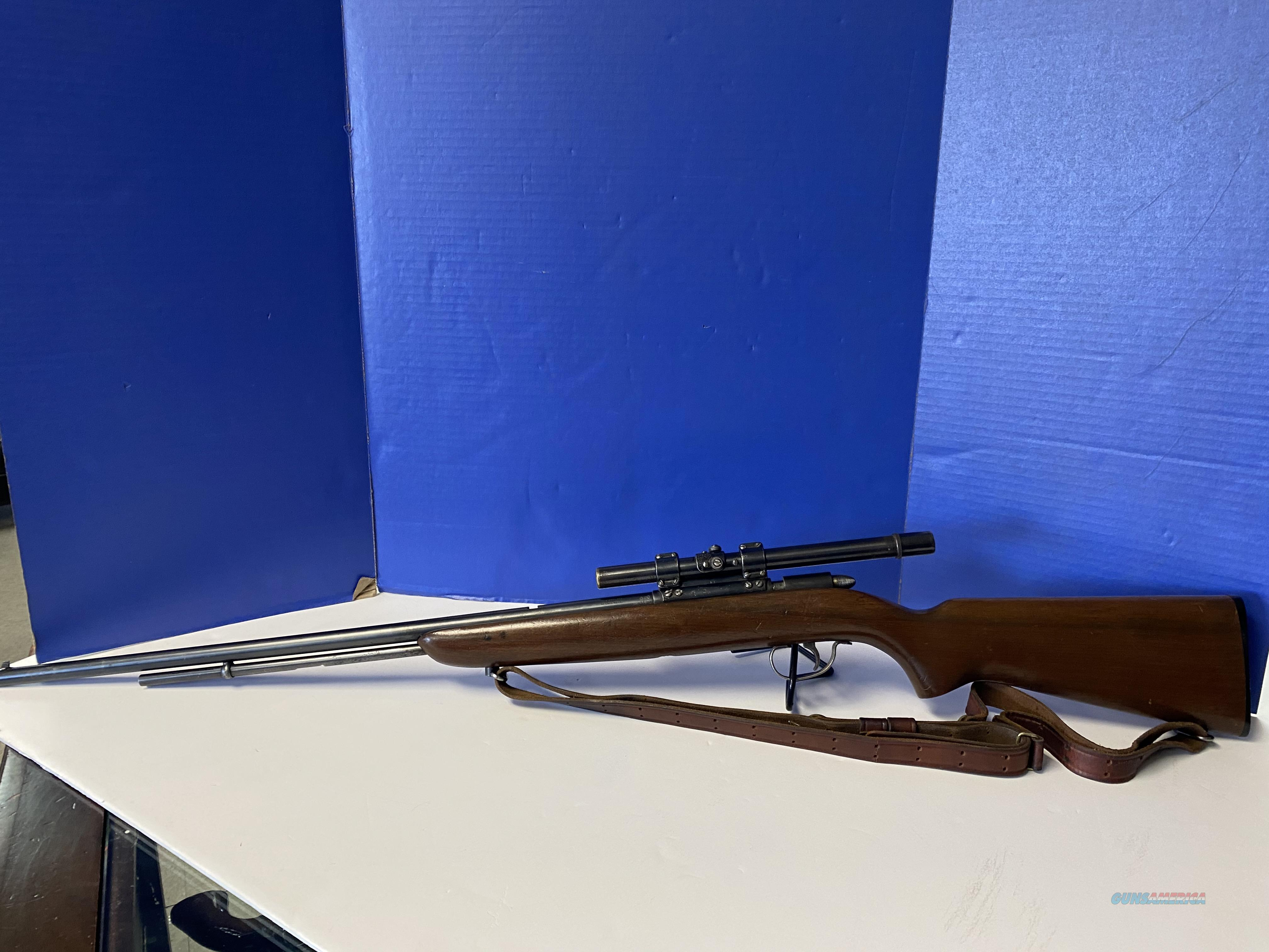REMINGTON SPORTMASTER MODEL 512 PRE-OWNED