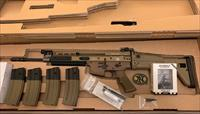 BNIB SCAR 16 with upgrades