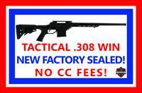 Savage 10BA STEALTH .308 Win Bolt-Action 10+1 RD Rifle 22637, ACTICAL PICATINNY M-LOK ACCU-TRIGGER FLUTED 20