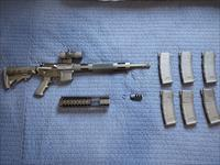 Bushmaster XM15-E2S ORC 300 AAC Blackout Package