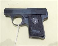 WALTHER MODEL 9 25 CAL AUT0 PISTOL