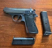 Rare West German Walther PPK/S