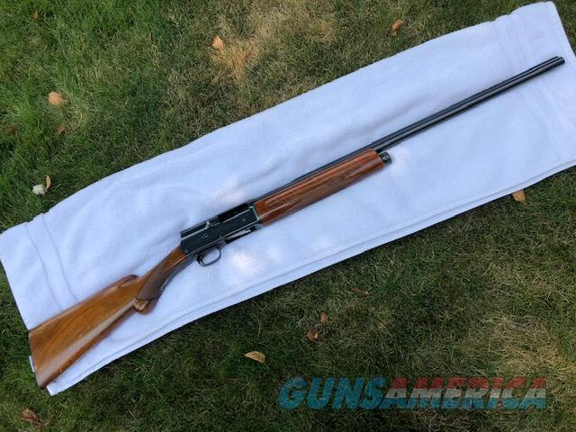 Browning A5 Sweet Sixteen Shotgun - Made in Belgium