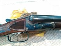 A.H. Fox BE grade, 100% Turnbull Restoration, Rare Model, As New, Like Parker, LC Smith, Ithaca