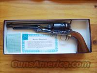 Colt 1860 Army Reproduction by Navy Arms