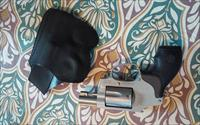 S&W 642 Smith and Wesson 642 .38 Special J frame revolver with kydex holster