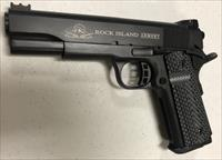 New 10mm Rock Island Armory M1911-A1 TACTICAL II with VZ Grip