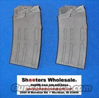 Two (2) Catamount Fury II Factory New 5 Round Magazines - Two (2) Century Arms 12 gauge Magazines